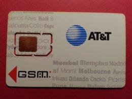 USA AT&T GSM SIM Birla  (FB1217) - Vereinigte Staaten