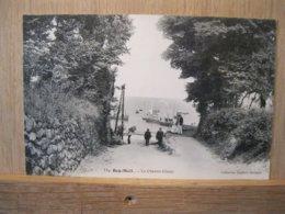 BEG-MEIL  Le Chemin Creux - Beg Meil