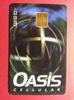 GSM OASIS CELLULAR SCHLUMBERGER SIM Customer (BF1217 - Herkunft Unbekannt
