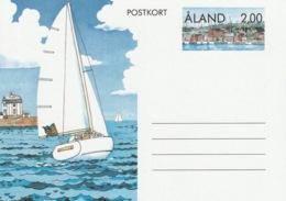 ÅLAND 1990 Tourism: Postcard MINT/UNUSED - Ålandinseln