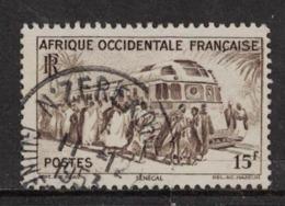 Afrique Occidentale - French West Affrica - Yvert 40 Oblitéré N'ZEREKORE  - Scott#52 - Oblitérés
