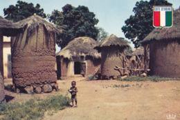 Cote D'Ivoire  Village Sénoufo - Elfenbeinküste