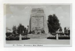 Tarhuna (Libia) - Monumento A Maria Brighenti - Occupazione Italiana - Non Viaggiata - (FDC17816) - Libyen