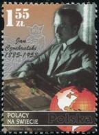 Poland 2009 Poles Throughout The World Jan Czochralski Chemist MNH** - Neufs