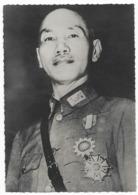 Chine Maréchal Chang-Kai-Chek - Personaggi