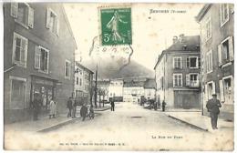 SENONES - La Rue Du Pont - Senones
