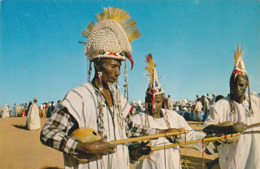 Niger  Musiciens Maouris De Dogondoutchi - Niger