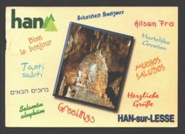 Han / Han-sur-Lesse - Bien Le Bonjour - Greetings, ... - Rochefort