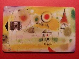 Schlumberger Demo Test 1997 Paul Klee Journée D Hiver (BF1217 - Herkunft Unbekannt