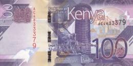 KENYA 100 SHILLINGS 2019 P-NEW UNC */* - Kenya