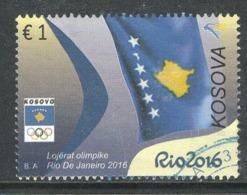 Kosovo, Yv  211 Aar 2016, Hogere Waarde,  Gestempeld - Kosovo