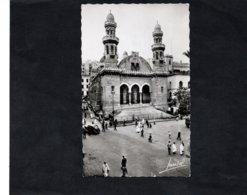 CPSM - ALGER - La Cathedrale - Ecrite En 1956 - Cachet ALGER Sur YT 269 - Alger