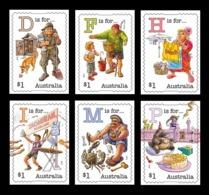 Australia 2019 Mih. 5004/09 Fair Dinkum Aussie Alphabet (self-adhesive) MNH ** - 2010-... Elizabeth II