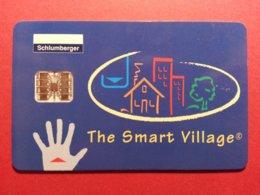 DEMO TEST SCHLUMBERGER Smart Village SC7 (BF1217 - Herkunft Unbekannt