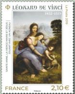 France 2019 Léonard De Vinci 1452 - 1519 MNH / Neuf** - France
