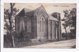 CP 50 CARTERET La Nouvelle église - Carteret