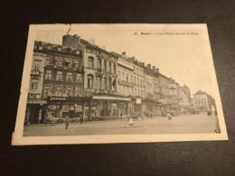 Namur - Namen - Les Hôtels Devant La Gare - Voyagé 1943 - Namur