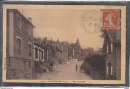 Carte Postale 92. Chaville  Rue Guynemer Très Beau Plan - Chaville