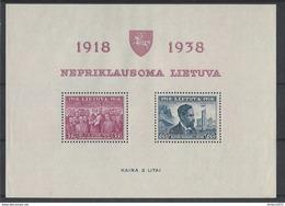 Nr Blok 1 * - Lituanie