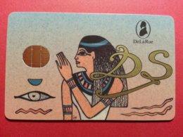 De La Rue DS Egypte Cleopatre Delarue Philips TEST DEMO TRIAL (BF1217 - Herkunft Unbekannt
