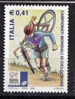 Italy, 2003- Campionato Mondiale Di Ciclocross, Monopoli. MintNH. - Cycling
