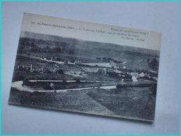 02 AISNE PRES SOISSONS VALLEE DE L'AILETTE Coucy Le Chateau Auffrique WWI 1914-1918 - Soissons