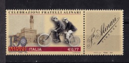 Italy, 2003- 150° Anniversario Istituto Fratelli Alinari. MintNH - Photography