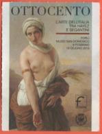 """Musei San Domenico Forlì - Mostra """"L'Arte Dell'Italia Tra Hayez E Segantini"""" - Biglietto D'Ingresso Gruppi - Usato - Tickets - Entradas"""