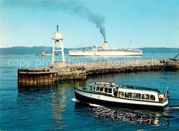73277822 Schiffe_Ships_Navires Trondheim Hafen Schiffe_Ships_Navires - Non Classificati