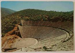 EPIDAURUS / EPIDAURE - THE ANCIENT THEATRE -  Vg - Grecia