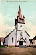 Oregon Eugene St Mary's Catholic Church - Eugene