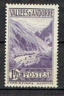 Paysage De La Principauté : Gorges De Saint-Julia - Andorra Francesa