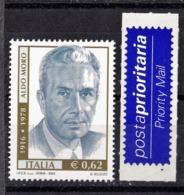 Italiy, 2003- 25° Anniversario Morte Di Aldo Moro. MintNH - Other