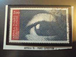 "1970-79  Timbre Oblitéré N°  1834 "" ARPHILA 75-    2.00 F ""    Net  0.80 - Usados"