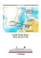 73166397 Schiffe Ships Navires MS Europa Polar-Reise Torshavn Akureyri Gravdal - Non Classificati