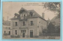 19 - Correze - Treignac - Hotel De La Bagatelle - Treignac