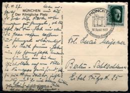 31067) DEUTSCHES REICH Karte Mit # 646 Aus 1937 - Briefe U. Dokumente