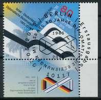BRD 2015 Nr 3154 ESST Zentrisch Gestempelt ECKE-URE X840A1A - [7] República Federal