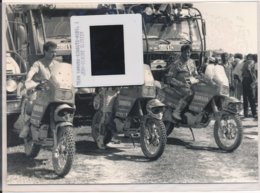 Rallye Paris Dakar 1988 - Stéphane Peterhansel JC Olivier Th Charbonnier Team Sonauto Yamaha Mobil 1 + Diapo - Sports