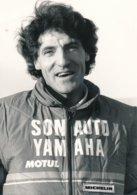 9eme Paris Alger Dakar - 1987 - Team Sonauto Yamaha Motul - Serge Bacou - Sports