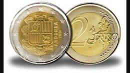 Monnaine ANDORRA ANDORRE 2 EUROS - Andorra