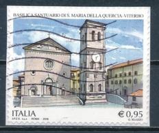 °°° ITALIA 2016 - SANTUARIO DI S. MARIA DELLA QUERCIA - VITERBO °°° - 6. 1946-.. Repubblica