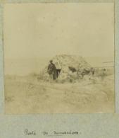 Coutainville Circa 1900. Poste De Douaniers. Normandie. - Places