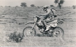 Rallye Paris Dakar 1985 - Team Gauloise Yamaha Jean Claude Olivier - Sports
