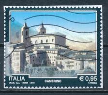 °°° ITALIA 2016 - CAMERINO °°° - 6. 1946-.. Republic