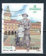 °°° ITALIA 2017 - GRANAROLO °°° - 6. 1946-.. República