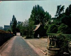 Moisdon La Riviere Abbaye Cistercienne De Meilleraye Entrée Du Monastere CPM Ou CPSM - Moisdon La Riviere