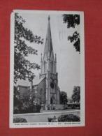 First Baptist Church    Top Left Back Corner Peel   Raleigh   North Carolina   Ref 3684 - Raleigh