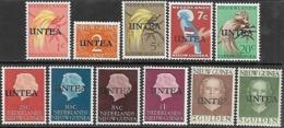 UN West New Guinea (West Irian)  1962  11 Diff UNTEA Issues MNH To The 5g  2016 Scott Value $36.50 - Niederländisch-Neuguinea