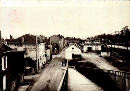 54-VARANGEVILLE..LA GARE,VUE DE LA PASSERELLE ...CPSM GRAND FORMAT - Francia